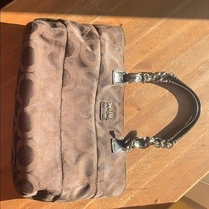 Coach bag - brown